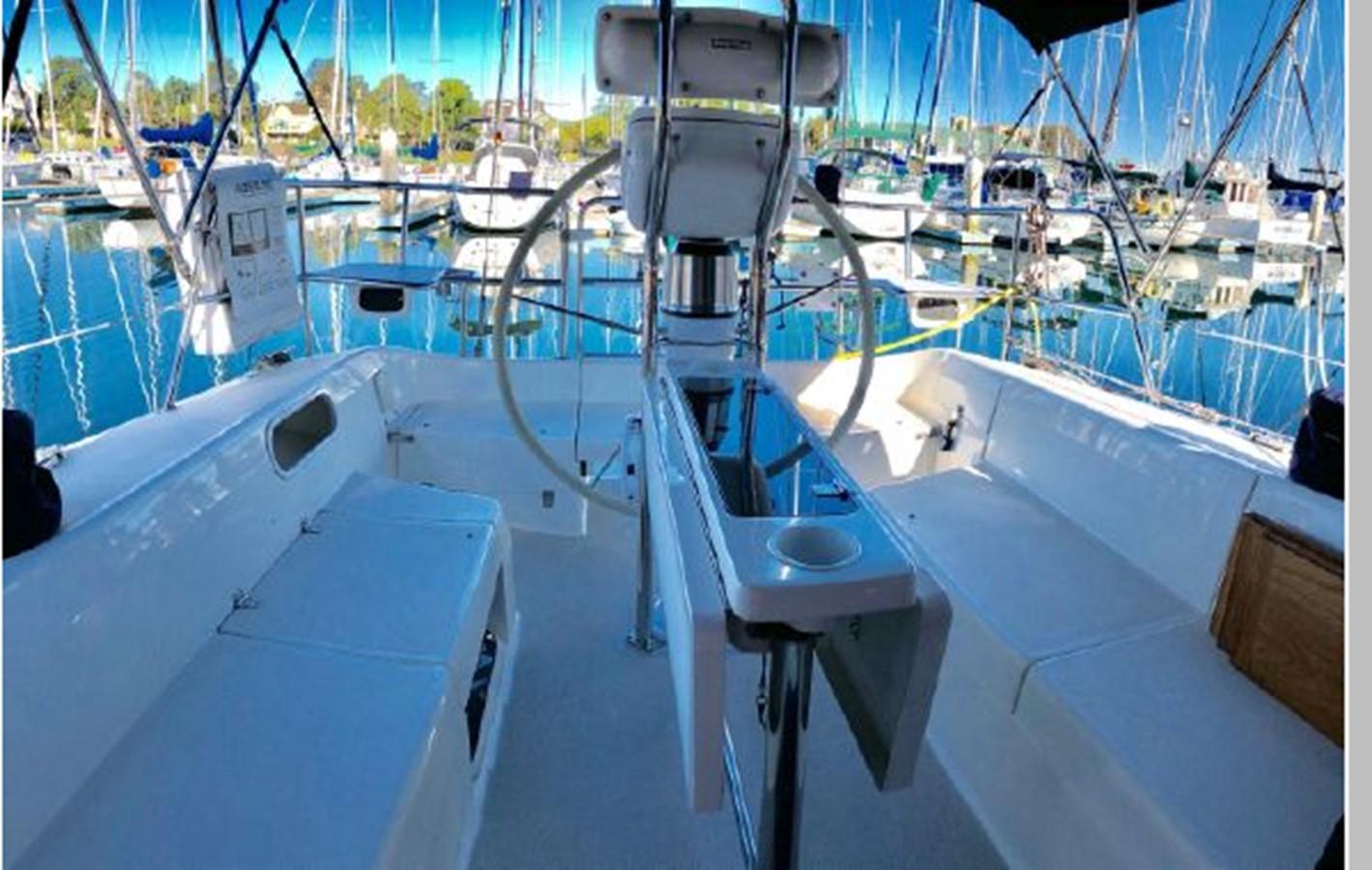 2006 CATALINA 36 MKII Cruising Sailboat 2599471