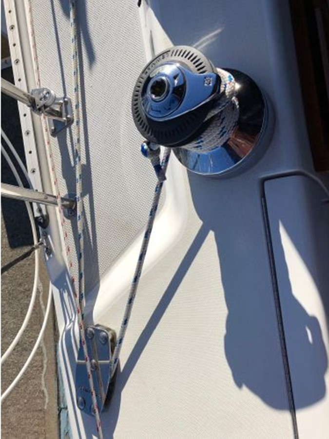 2006 CATALINA 36 MKII Cruising Sailboat 2599475