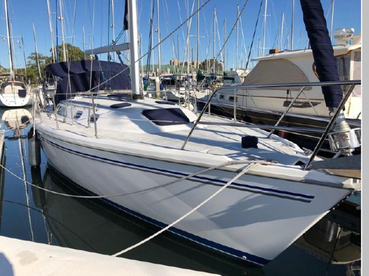 2006 CATALINA 36 MKII Cruising Sailboat 2599477