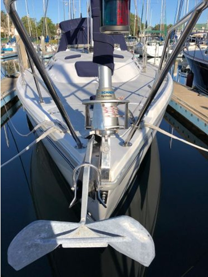 2006 CATALINA 36 MKII Cruising Sailboat 2599478