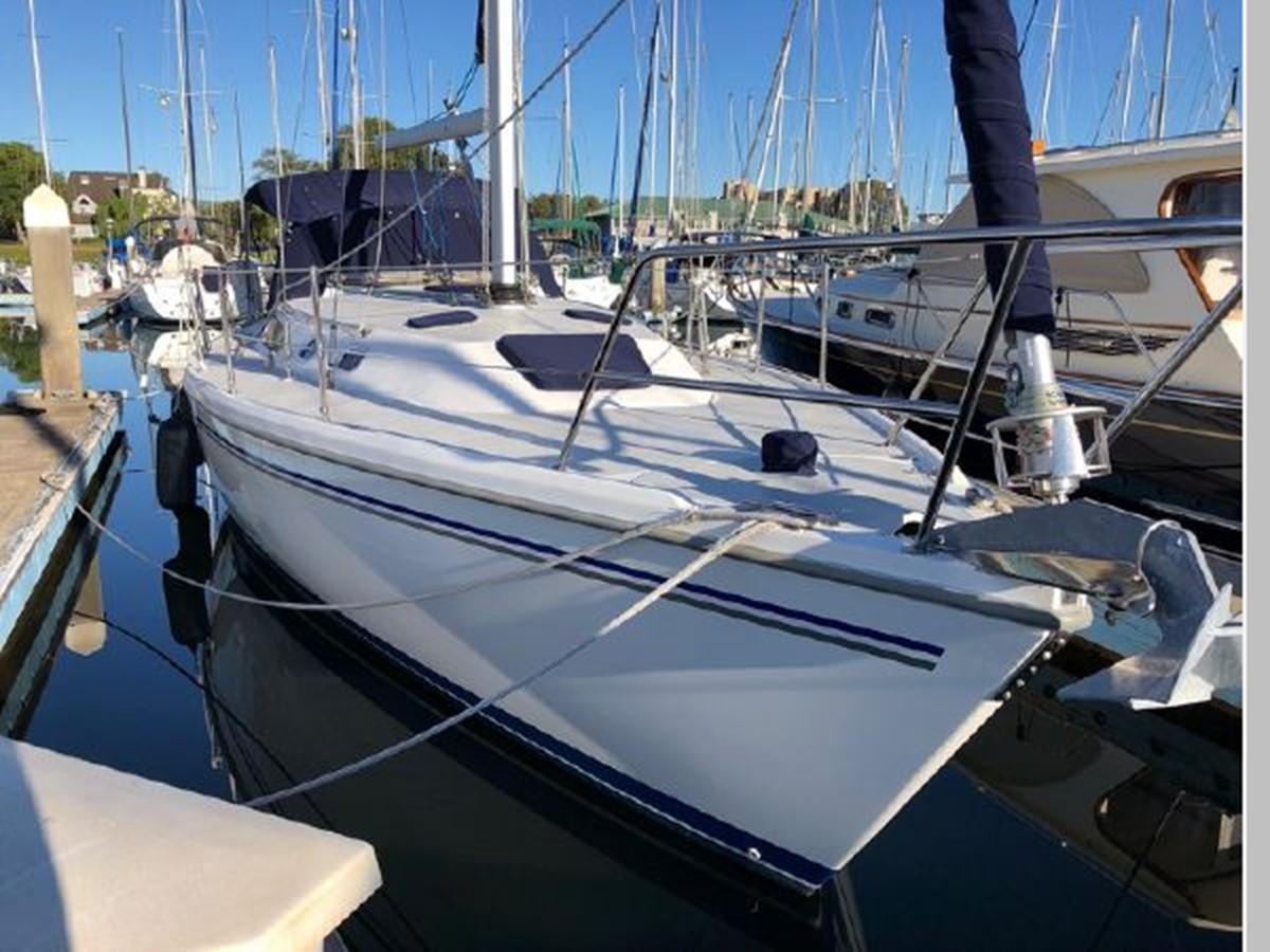2006 CATALINA 36 MKII Cruising Sailboat 2599480