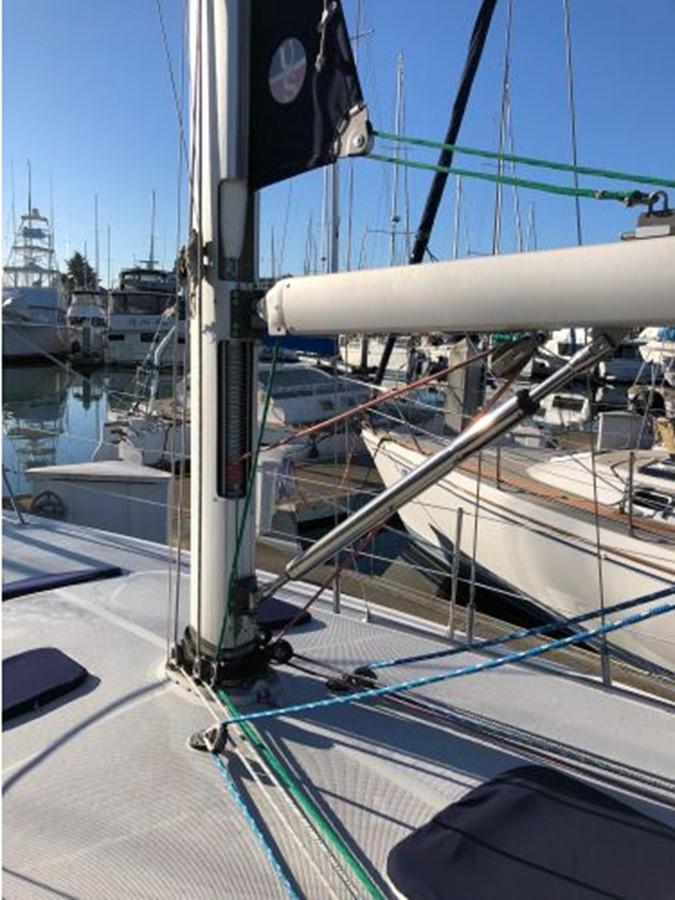 2006 CATALINA 36 MKII Cruising Sailboat 2599483