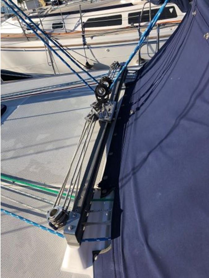 2006 CATALINA 36 MKII Cruising Sailboat 2599484