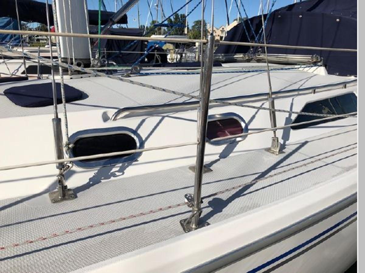 2006 CATALINA 36 MKII Cruising Sailboat 2599485