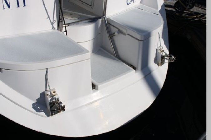 1993 HUNTER Vision 36 Cruising Sailboat 2599536
