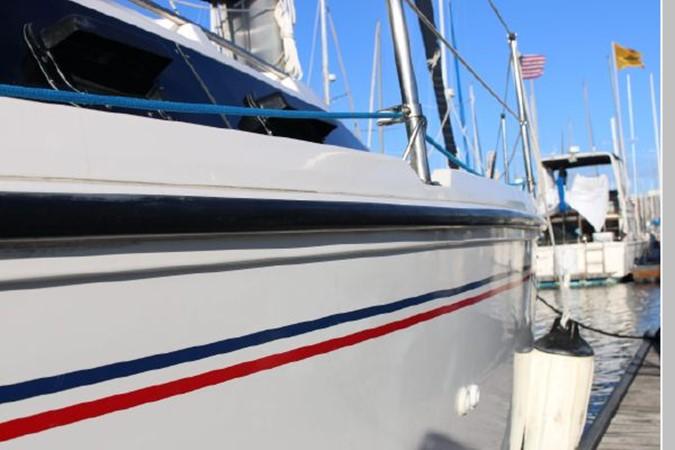1993 HUNTER Vision 36 Cruising Sailboat 2599542