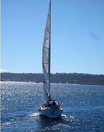 1993 HUNTER Vision 36 Cruising Sailboat 2599577
