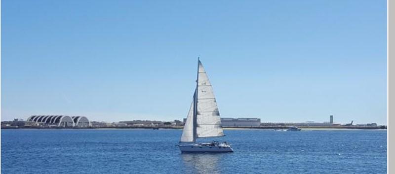 1993 HUNTER Vision 36 Cruising Sailboat 2599580