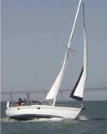 2006 CATALINA 34 MKII Cruising/Racing Sailboat 2599824