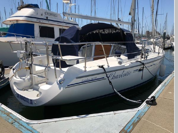 2006 CATALINA 34 MKII Cruising/Racing Sailboat 2599825