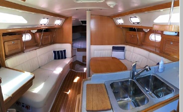 2006 CATALINA 34 MKII Cruising/Racing Sailboat 2599826