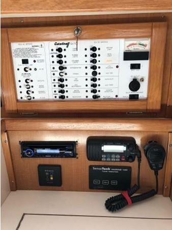 2006 CATALINA 34 MKII Cruising/Racing Sailboat 2599831