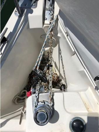2006 CATALINA 34 MKII Cruising/Racing Sailboat 2599838