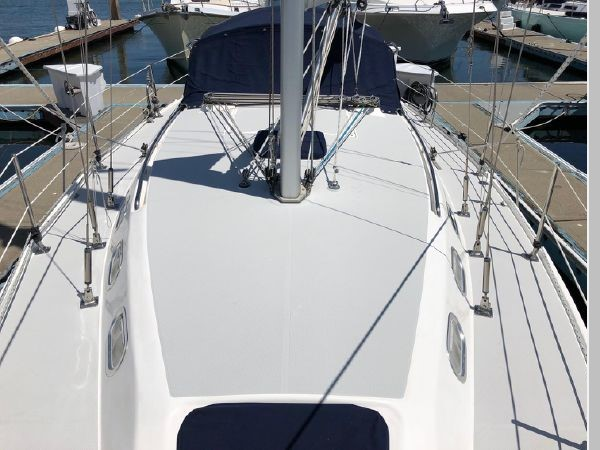 2006 CATALINA 34 MKII Cruising/Racing Sailboat 2599840