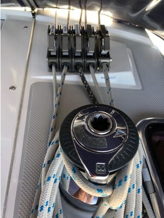 2006 CATALINA 34 MKII Cruising/Racing Sailboat 2599845