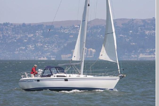 2006 CATALINA 34 MKII Cruising/Racing Sailboat 2599851