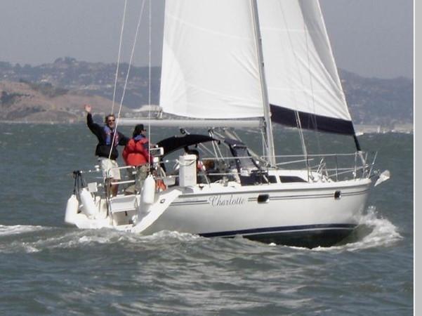 2006 CATALINA 34 MKII Cruising/Racing Sailboat 2599852