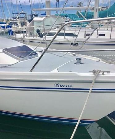 2006 CATALINA 34 MK II Cruising Sailboat 2599856