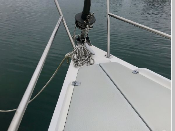 1987 CATALINA 34T Cruising/Racing Sailboat 2599943