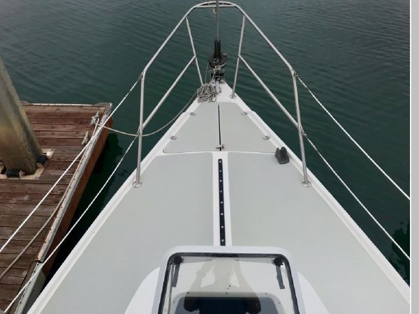 1987 CATALINA 34T Cruising/Racing Sailboat 2599944