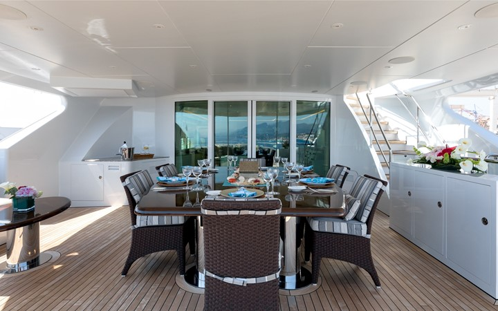 2008 HEESEN YACHTS  Expedition Yacht 2600659