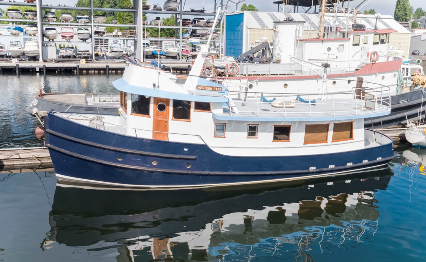 1987 CUSTOM BUILT  Trawler 2609363