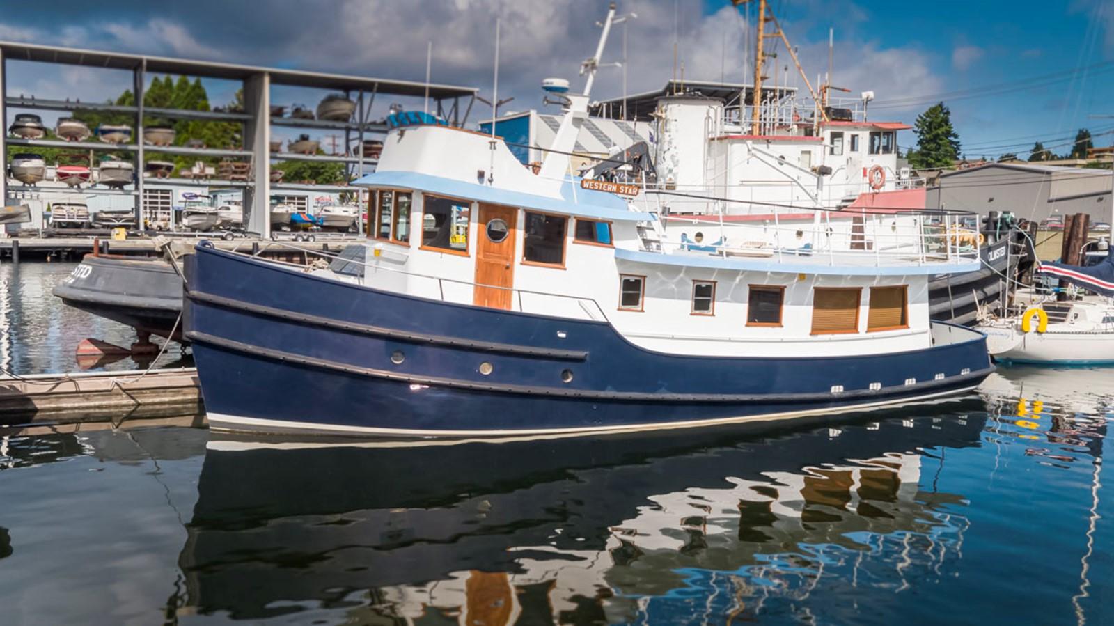 1987 CUSTOM BUILT  Trawler 2609364