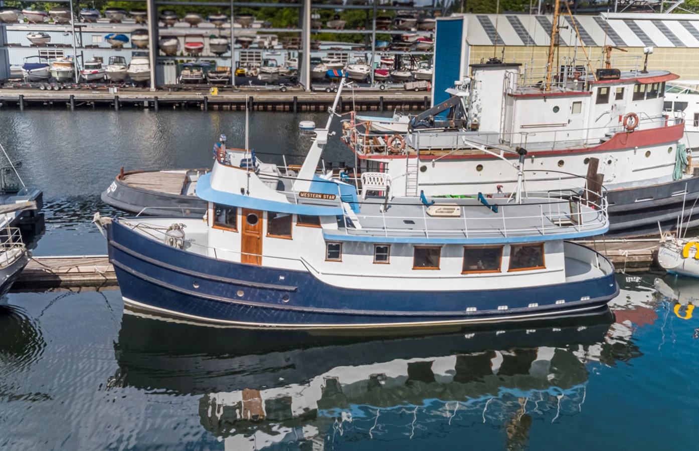 1987 CUSTOM BUILT  Trawler 2609366