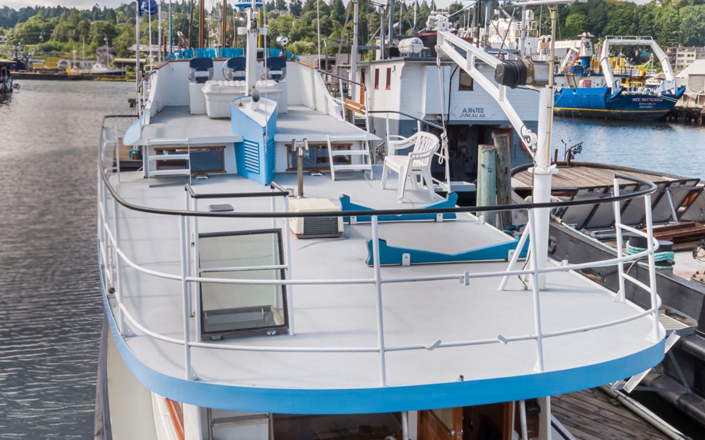 1987 CUSTOM BUILT  Trawler 2609369