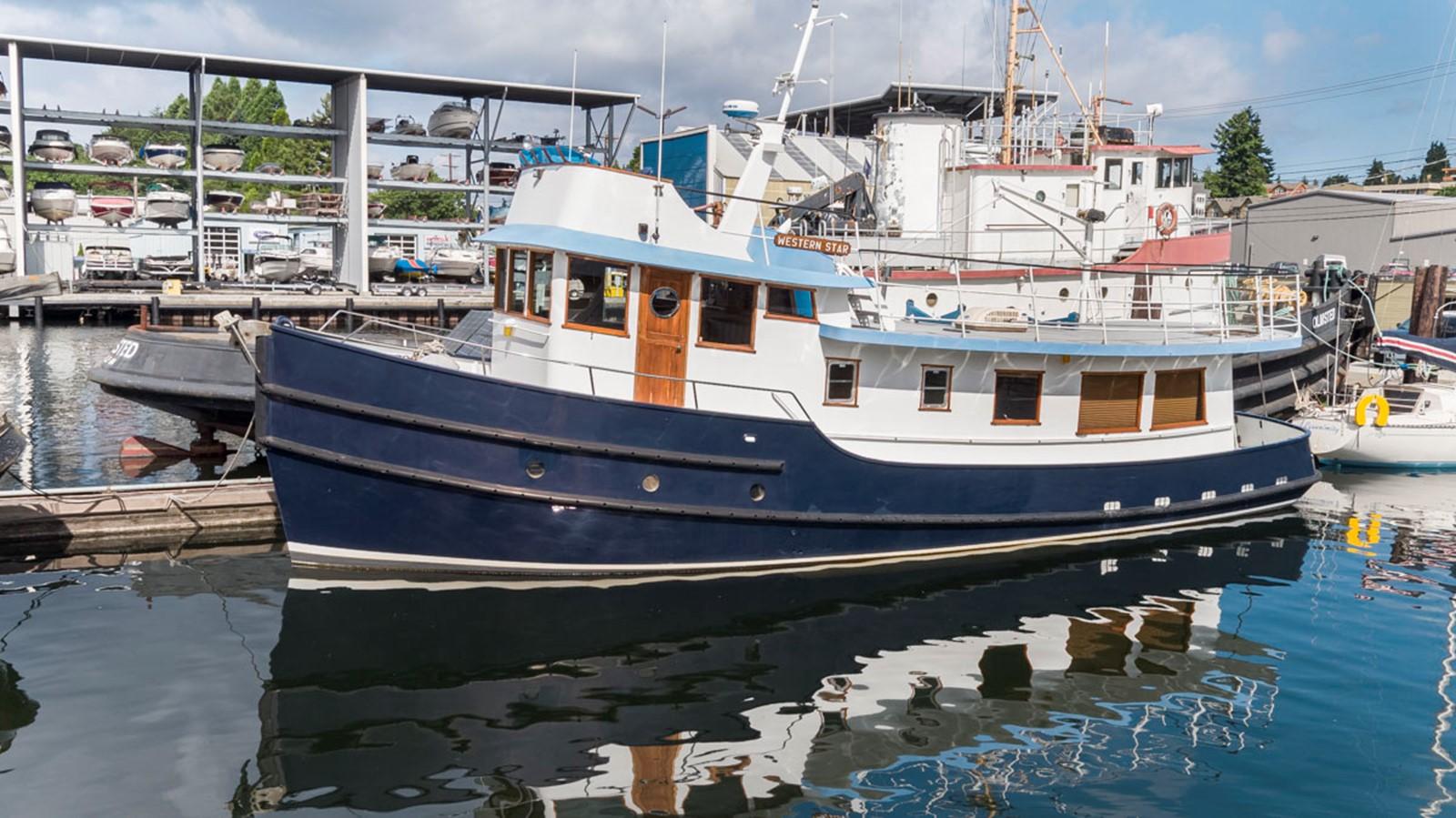 1987 CUSTOM BUILT  Trawler 2609371