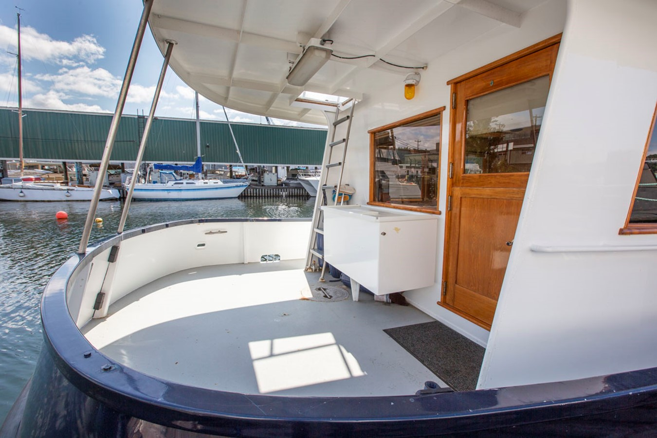 1987 CUSTOM BUILT  Trawler 2609372