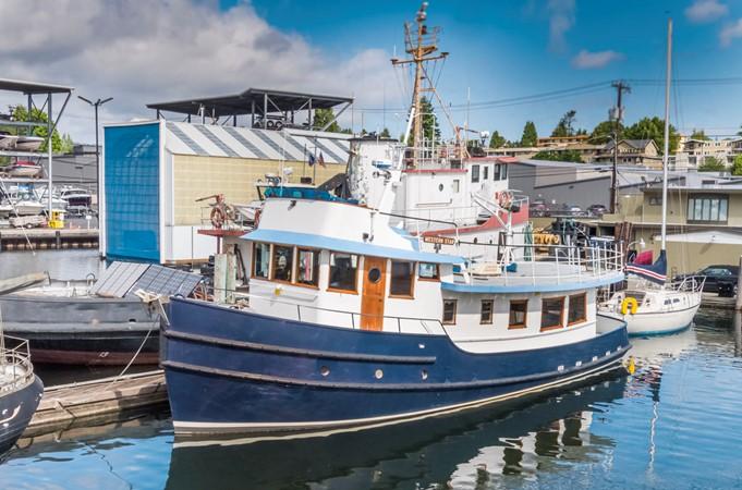 1987 CUSTOM BUILT  Trawler 2609365