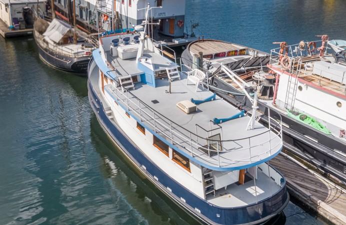 1987 CUSTOM BUILT  Trawler 2609367