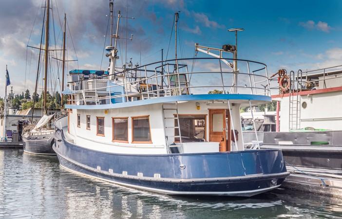 1987 CUSTOM BUILT  Trawler 2609370
