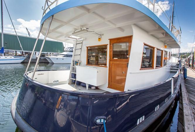 1987 CUSTOM BUILT  Trawler 2609373