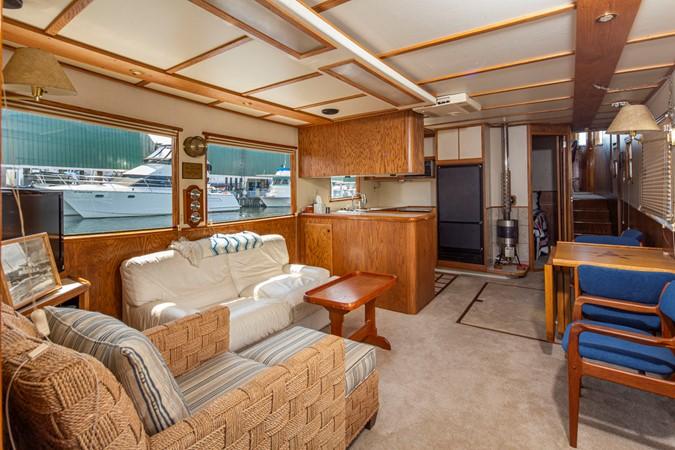 1987 CUSTOM BUILT  Trawler 2609375