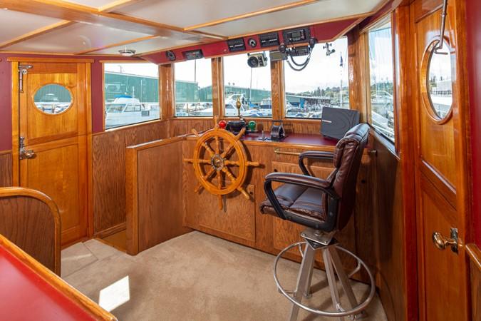 1987 CUSTOM BUILT  Trawler 2609381