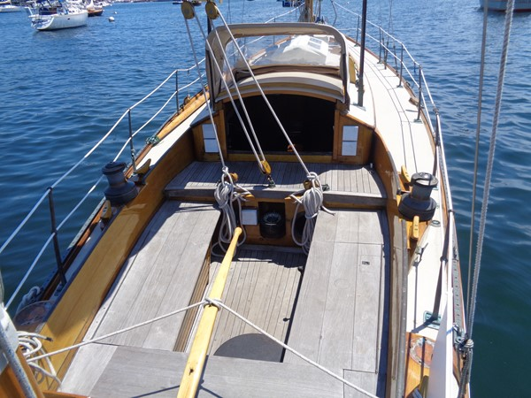 1960 ABEKING & RASMUSSEN  Classic Yacht 2603159