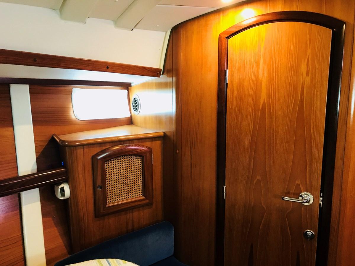 ensuite door 1998 BENETEAU Oceanis 461 Aft Cockpit 2603513