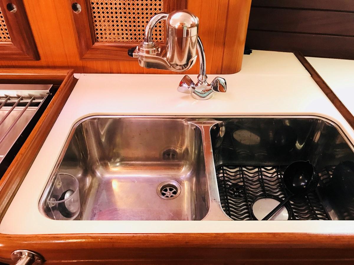 double sink 1998 BENETEAU Oceanis 461 Aft Cockpit 2603526