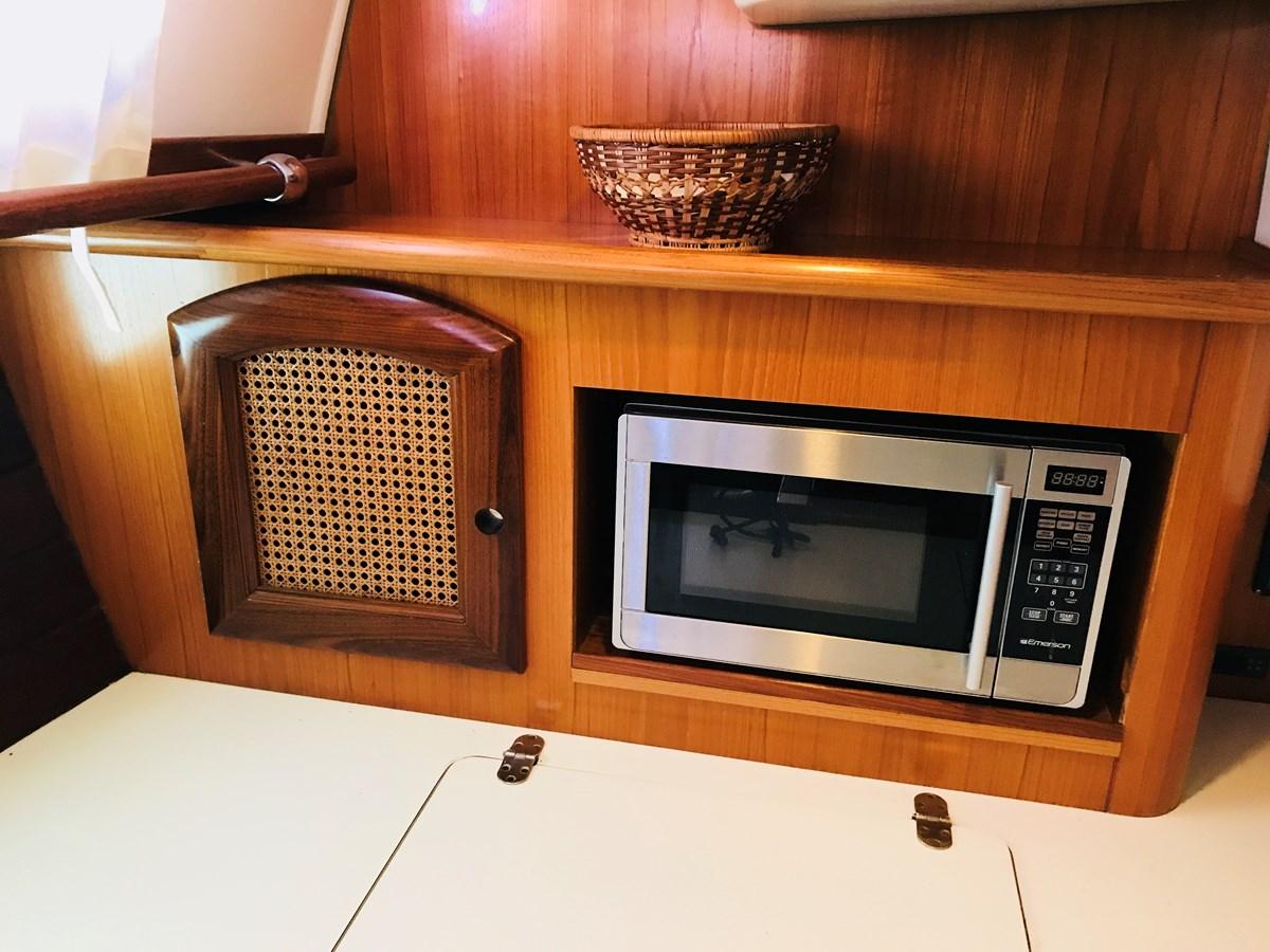 new microwave 1998 BENETEAU Oceanis 461 Aft Cockpit 2603529