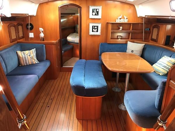 main salon 1998 BENETEAU Oceanis 461 Aft Cockpit 2603472
