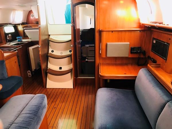 IMG_E4458 1998 BENETEAU Oceanis 461 Aft Cockpit 2603477