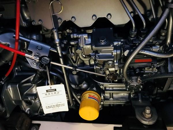 yanmar 76hp diesel with only 693 hours 1998 BENETEAU Oceanis 461 Aft Cockpit 2603573