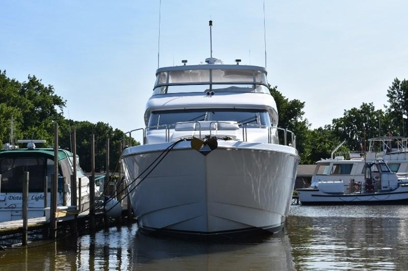 3 - 80 HATTERAS For Sale
