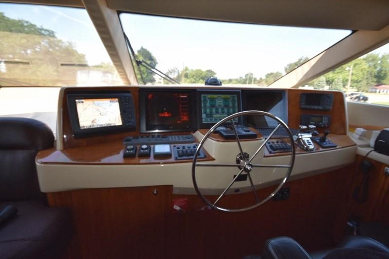 36 - 80 HATTERAS For Sale