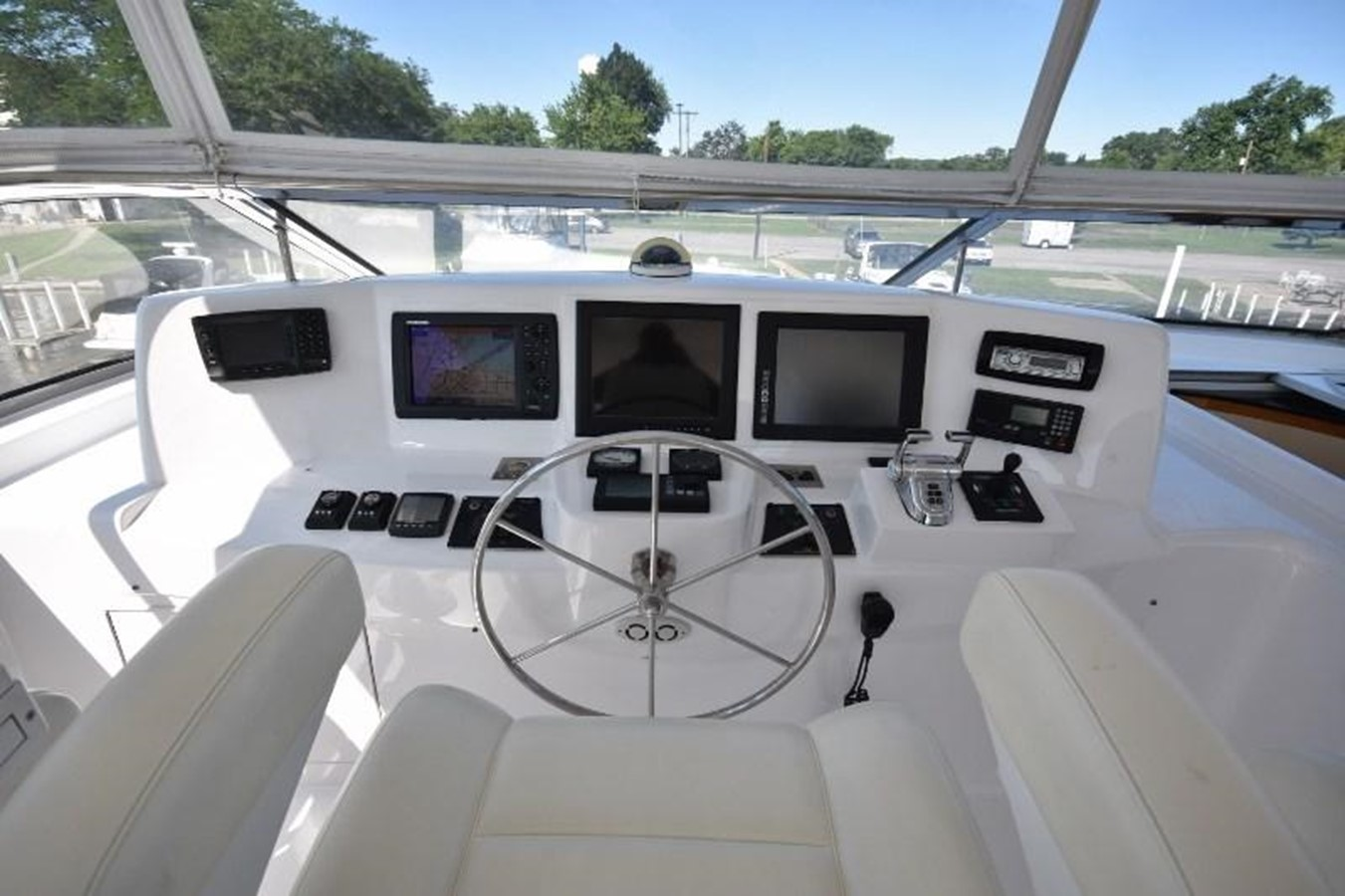 43 - 80 HATTERAS For Sale