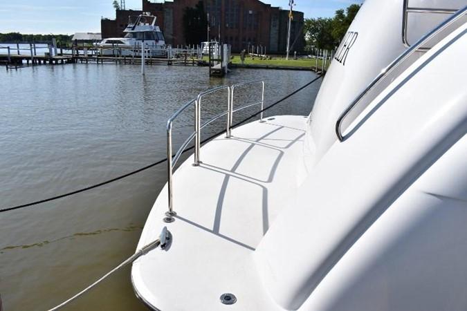 9 2004 HATTERAS 80 Motoryacht Motor Yacht 2666453