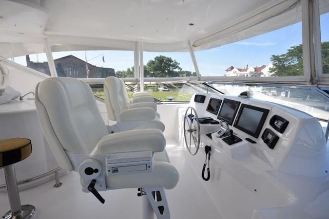 41 2004 HATTERAS 80 Motoryacht Motor Yacht 2666483