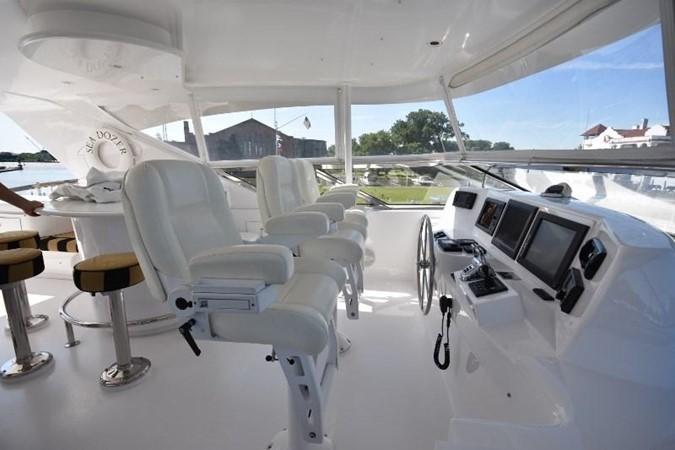 42 2004 HATTERAS 80 Motoryacht Motor Yacht 2666485